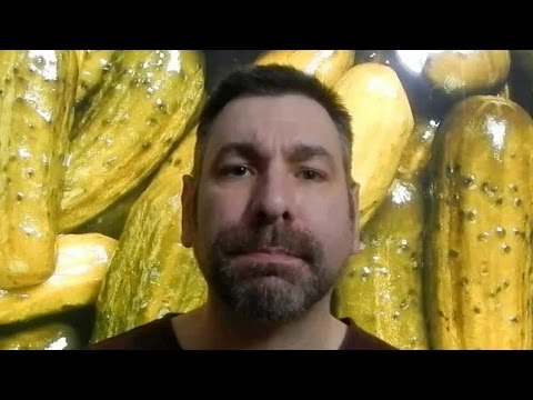 I'm Sick & Tired Of Paying That God-Damned, Kosher Jew Tax Everytime I Want Pickles