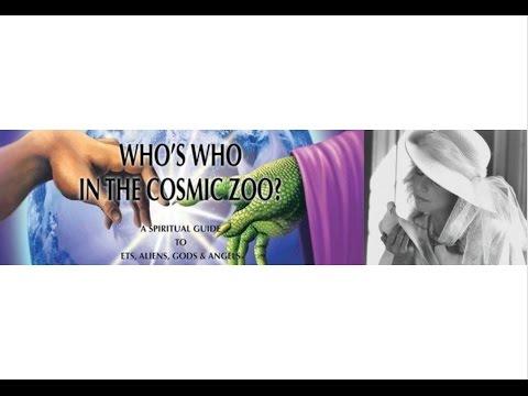 Ella Lebain-Who's Who in the E.t's Aliens Gods & Angels
