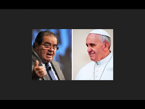 Scalia Killed By Jesuit Pope Skull & Bones Assassination