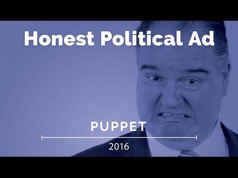 Honest Political Ads - Puppet