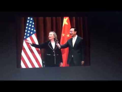 Clintons/McAulliffe Agents of China