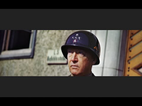 Patton Killed By Jews For Exposing Conspiracy Behind All Wars