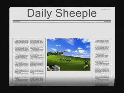 Sheeple Of America ∞ by Payday Monsanto aka Payze Duez Ron Paul Revolution