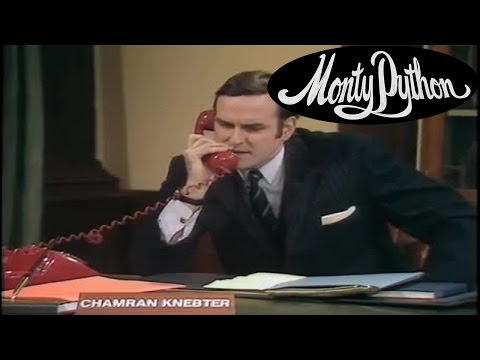 Merchant Banker - Monty Python's The Flying Circus