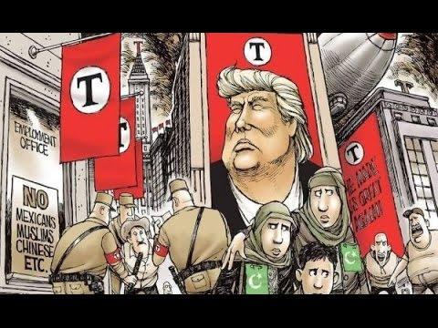 Jeff Rense & David Duke - Media Propaganda Against Trump Out of Control
