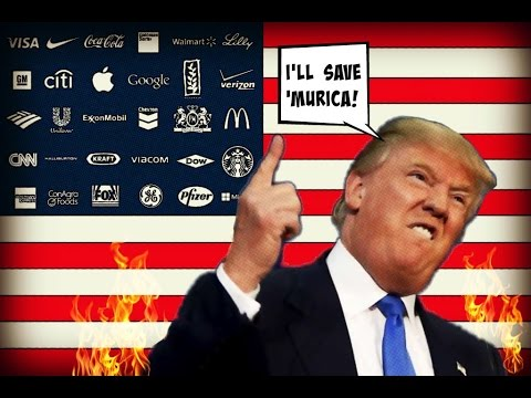"""No, Clinton Operative Donald Trump Is Not Going to """"Save"""" America"""
