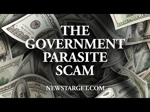 The Government is a PARASITE on society (FULL)