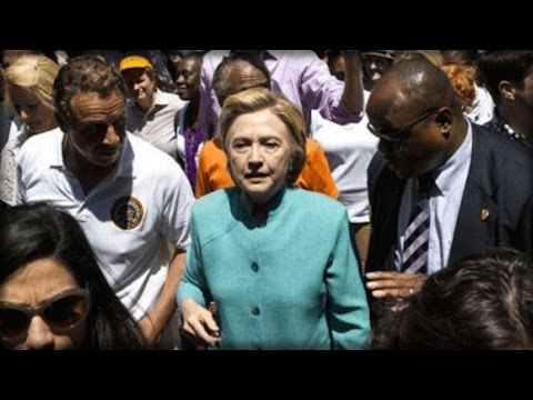 BREAKING: HERE IS THE IRREFUTABLE PROOF THAT HILLARY CLINTON IS PHYSICALLY BROKEN