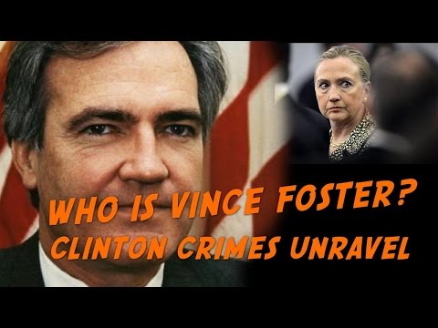 Clinton Body Count- The Death of Vince Foster and Media Coverup