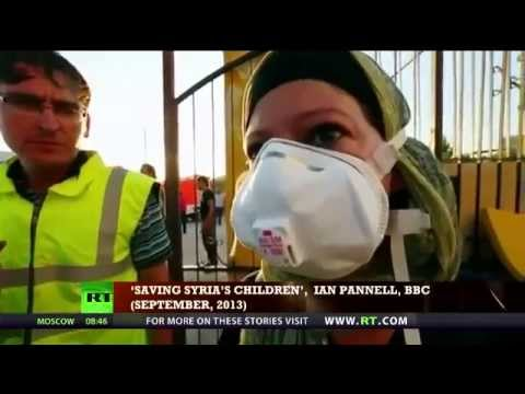 BBC News Caught Staging FAKE Chemical Attack In Syria!