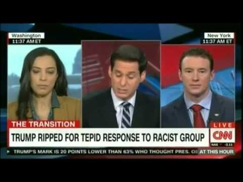 Angela Rye Destroys Racist White Conservative On CNN (This is just geting silly)