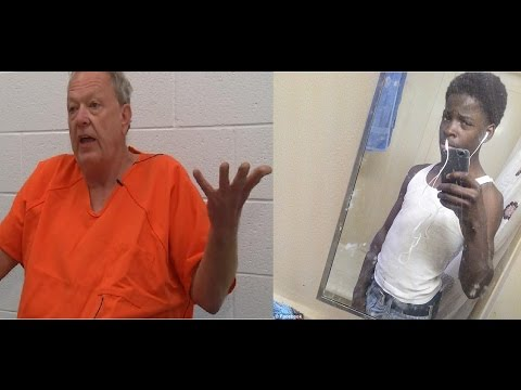 Man Says he Killed Black Kid out of Self Defense.
