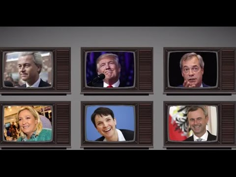 Western mainstream media demonize right wing politicians, labels their success as dangerous trend