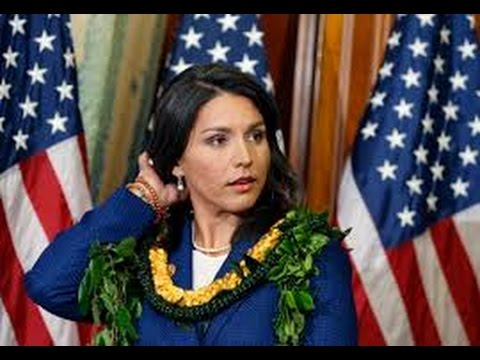 BEAUTIFUL Rare Democrat Tulsi Gabbard Goes Rogue On Tucker Carlson's Show