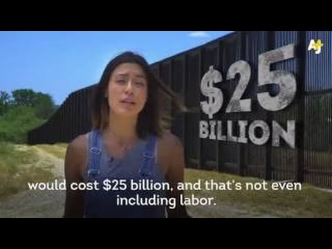 The REAL DEAL about the US Mexico Border by Francesca Fiorentini AJ News