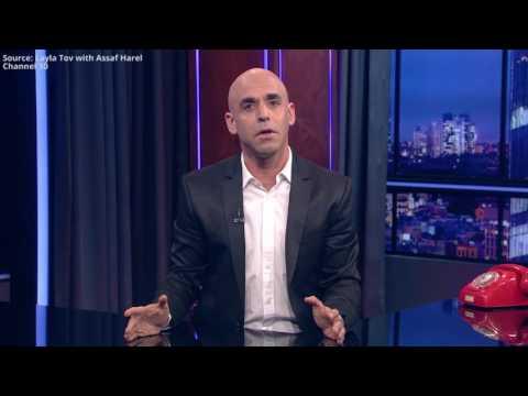 Full Story @Haaretz.com: Israeli TV Host Implores Israelis: Wake Up and Smell the Apartheid