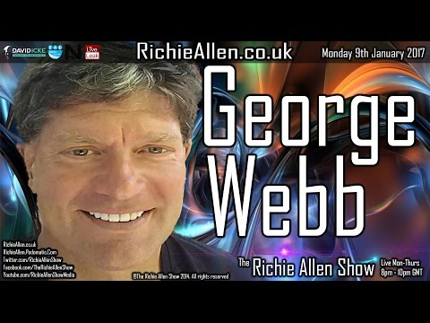 George Webb On Disappearance Of Former Clinton Foundation CEO Eric Braverman, Pizzagate & More.