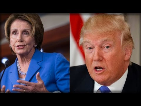 "PELOSI CLAIMS TRUMP ""HAS DONE NOTHING TO CREATE JOBS"" ... IMMEDIATELY HUMILIATED"