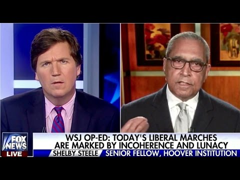 Incredible Analysis of the Modern Liberal Mind - Must See! - Shelby Steele on Tucker Carlson
