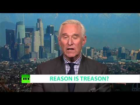 Awesome RT Interview With Roger Stone - 3/11/17