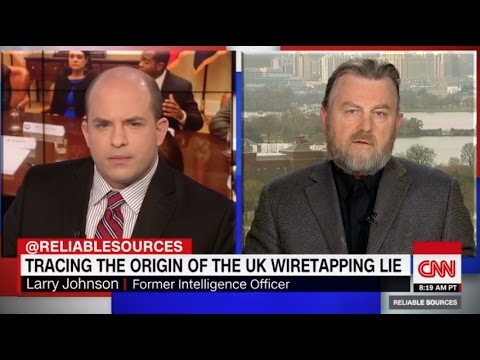 Former Intelligence Officer Exposes CNN's Pre-Interview Procedure