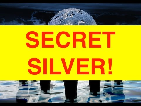 ALERT:  Secret Hidden Silver Hoard...2.75 Billion Ounces! (Bix Weir)