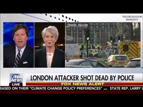 Katie Hopkins Slams British Liberals After London Terror Attack - Tucker Carlson