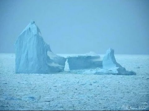$500 Billion Plan to Refreeze Polar Cap,  While Icebergs Detour Ships 650KM South