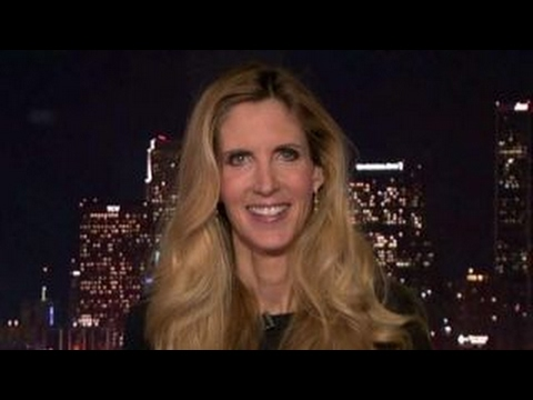 Ann Coulter: Trump airstrike on Syria very strange