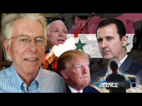 Neocons to Remove Assad, Trump Buys the MSM Lie -Kevin MacDonald [Red Ice Radio]