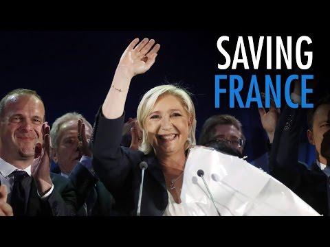 Le Pen's Egyptian-born advisor condemns multiculturalism