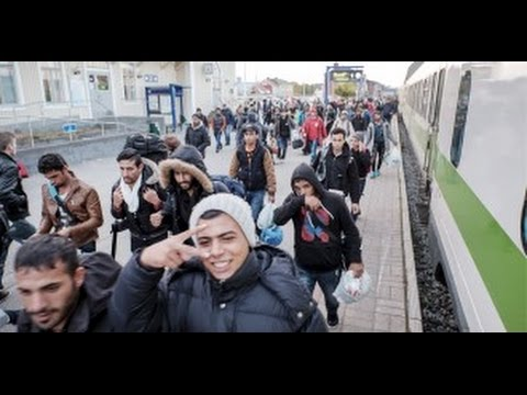 Migrant rape on huge rise - Well I'll be damned