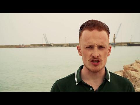 Mission: Defend Europe - Identitarians block NGO Ship