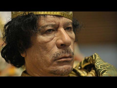 "Gaddafi's Prophecy, 2011 - ""Europe will turn black"""