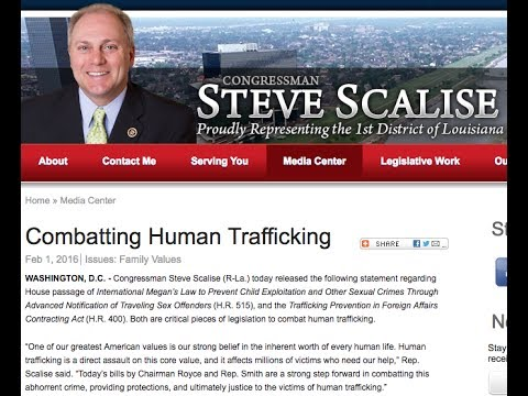 """Everything points to Congressman Steve Scalise being """"Seth Riched"""""""
