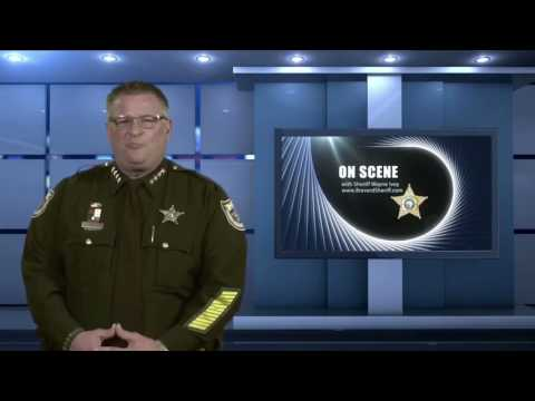 Brevard County Sheriff Wayne Ivey offers life saving advice on what to do during a terror attack