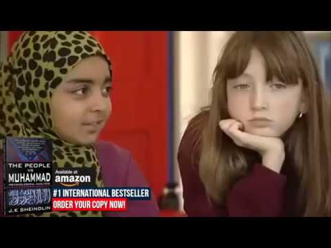 White British are being forced out by Muslims!!!