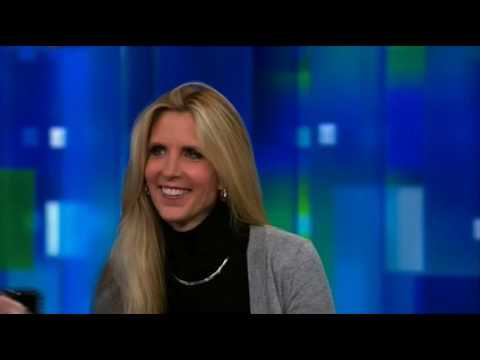Ann Coulter Discusses Lack of Diversity at CNN