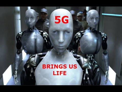 5G WILL UNLEASH A DIABOLICAL WORLD OF ARTIFICIAL INTELLIGENCE, & FREE ROAMING ROBOTS