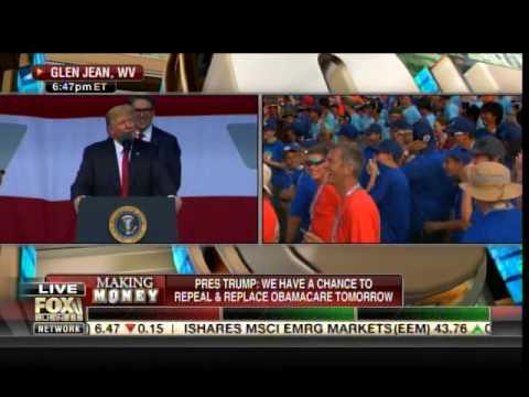 "Trump RIPS Obama - Scouts Chant ""We Love Trump!"" at National Jamboree!"