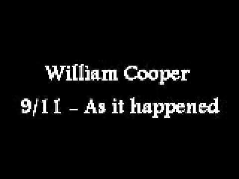 WILLIAM COOPER 9/11 BROADCAST AS IT HAPPENED
