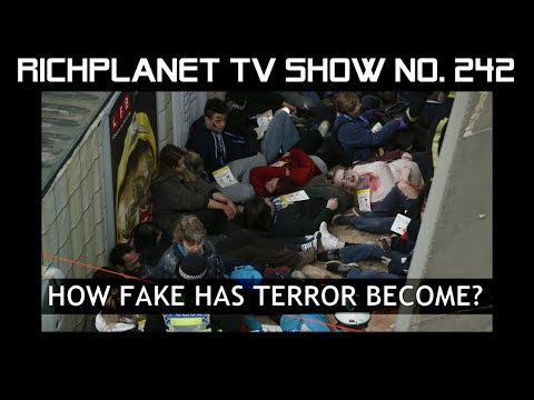 How Fake Has Terror Become? - PART 1 OF 3