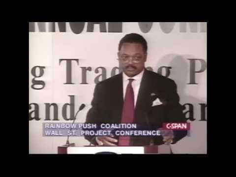 Jesse Jackson Praised Trump in 1999 for LIFETIME of helping African American Community