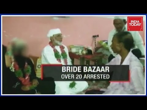 Hyderabad Police Busts Contract Marriage Racket; Arabs Arrested