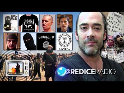 Red Ice Radio - Patrick Henningsen - Hour 1  - ISIS Crisis & Israel's Strategy