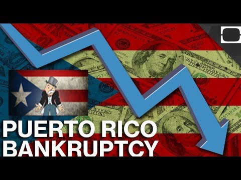 Wall Street Bankers Committed Massive Fraud in Puerto Rico Destroying It's Economy