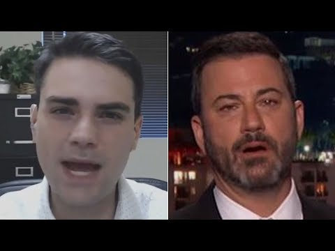 Ben Shapiro RESPONDS To Jimmy Kimmel's Las Vegas Shooting Rant