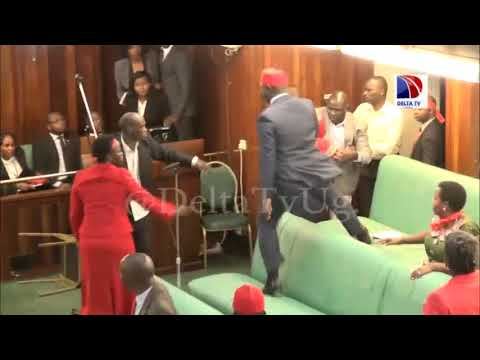 An Eventful Day in Uganda's Parliament