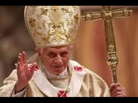 The Shocking Truth Why Pope Benedict Resigned