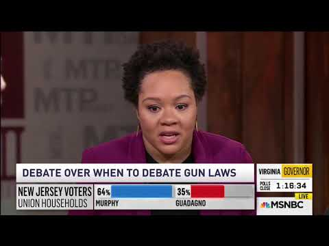 MSNBC Panel Falsely Says Heroic Neighbor Didn't End Texas Shooter's Rampage